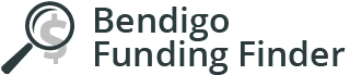 Bendigo Funding Finder Logo